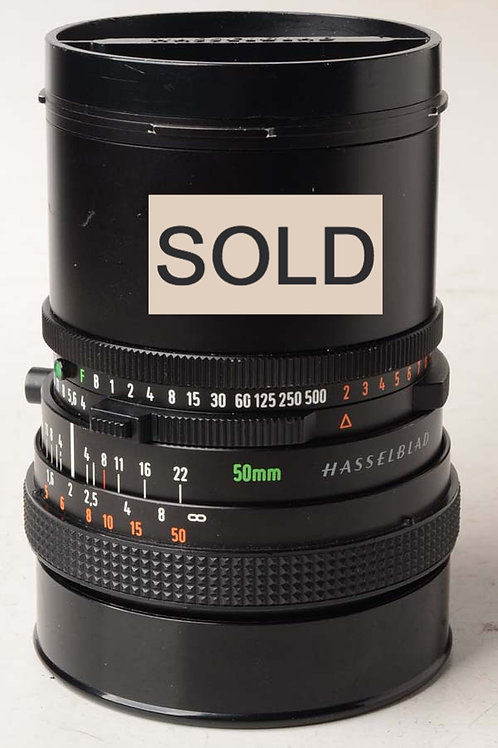 Hasselblad 50mm CF Lens