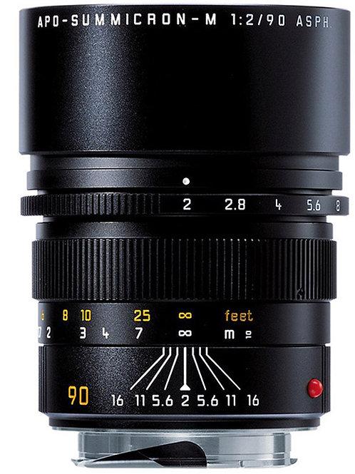 Leica 90mm F2 APO/ASPH