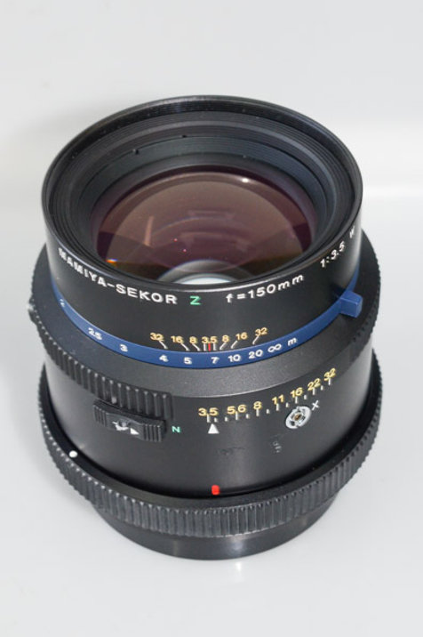150/3.5 lens for RZ67