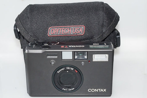 Contax T3 35mm compact