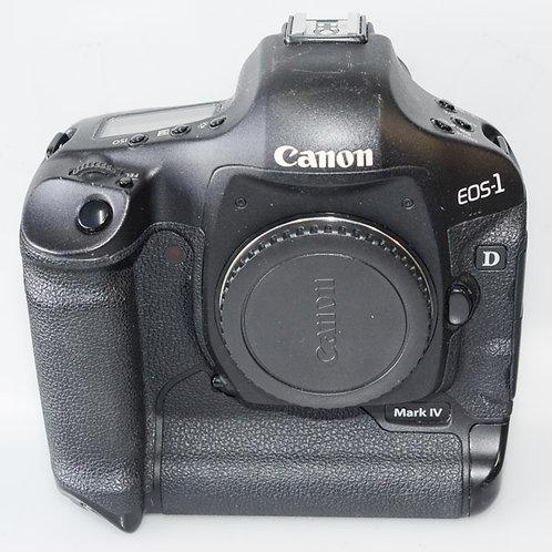 Canon 1D Mark IV digital camera | secondhand camera | The camera Exchange