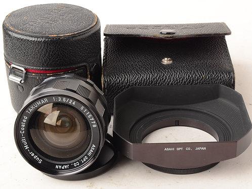 Pentax 24mm F3.5