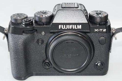 Fujifilm X-T2 digital camera