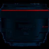 Canon 50mm F1.2L