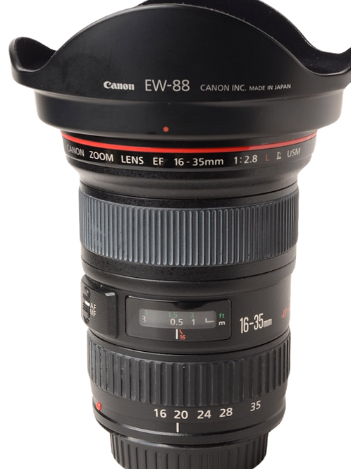 Canon 16-35mm F2.8 L II