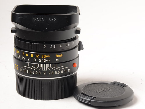 Leica 35mm F2 ASPH