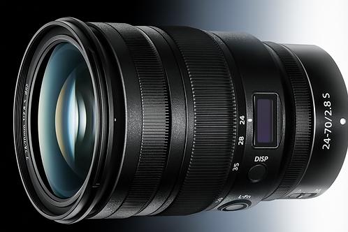 Nikon 24-70mm F2.8 S