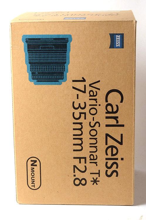 Contax 17-35mm F2.8 N