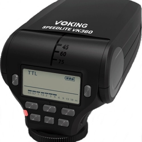 Voking VK360 Flash for Fujifilm