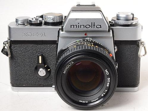 Minolta XE-1 Kit