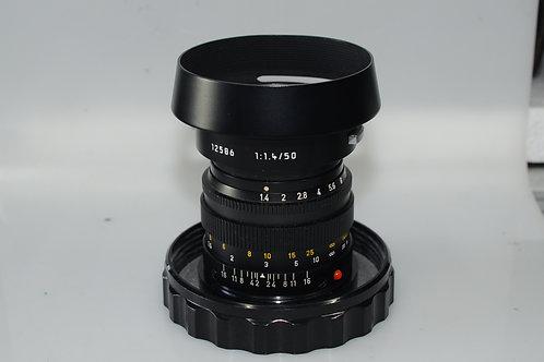 Leica 50/1.4 Summilux M