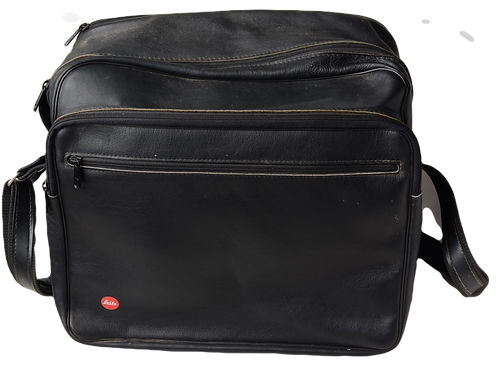 Large Leica Leather travel bag