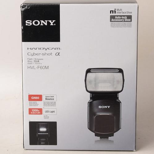 Sony HVL-60M