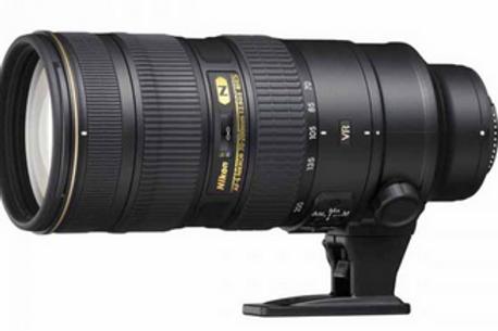 Nikon 70-200 mm F2.8 II