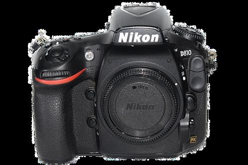 Secondhand Nikon D810 Digital Camera | The Camera Exchange | Melbourne Camera Store