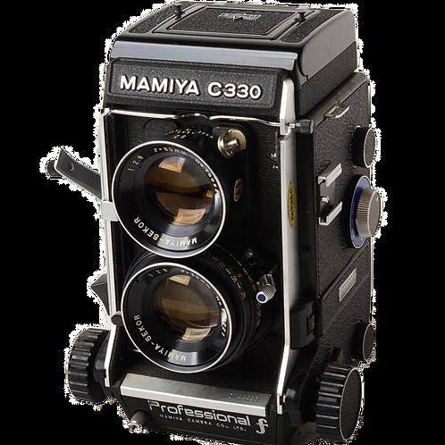 Mamiya C330F TLR