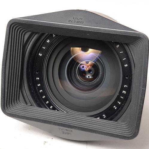Leica 19mm f2.8