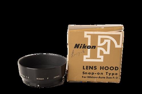 Nikon Lens Hoods