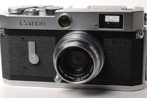 Canon P & 35mm