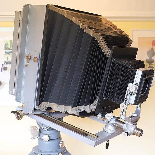 "20X24"" camera system - with Jobo/cibachrome/lights"