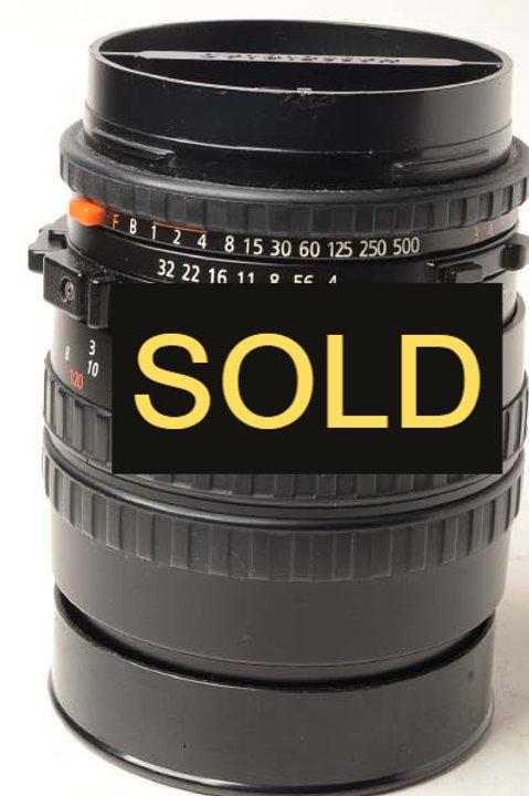 Hasselblad CFE 120mm F/4 Lens