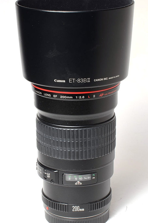 Canon 200mm f2.8 L II