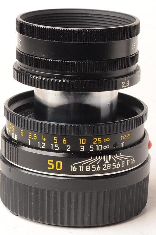 Leica 50mm F2.8 M
