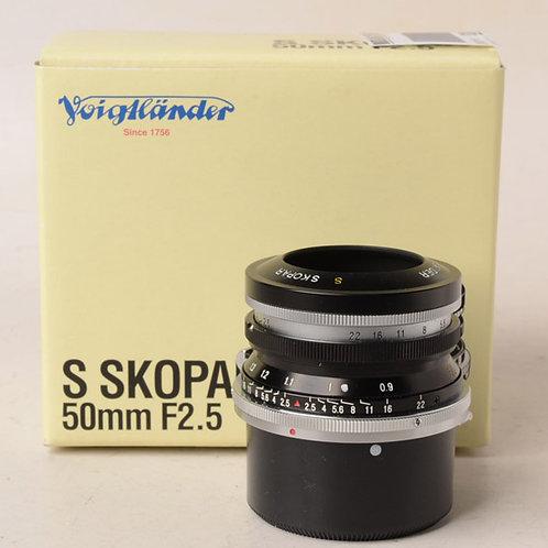 Voigtlander 50mm NS