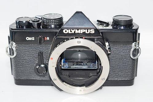 Olympus OM2 black body