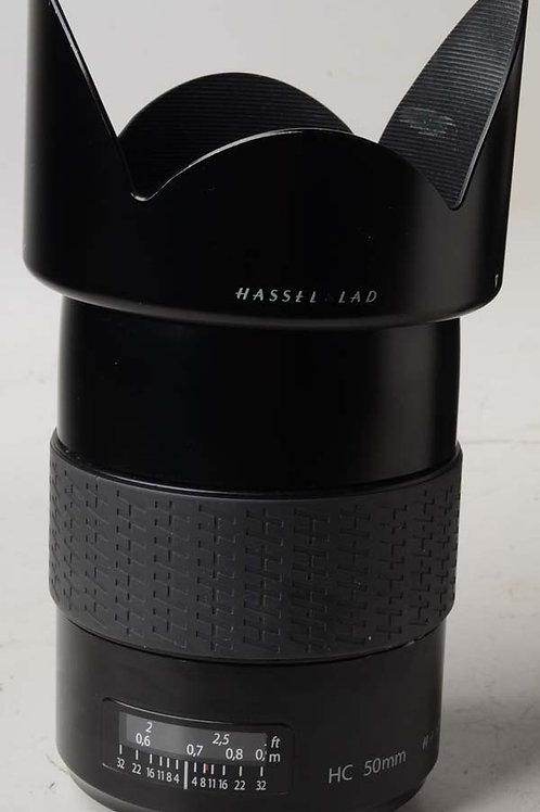 Hasselblad HC 50mm f/3.5