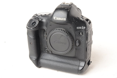 Secondhand Canon 1DX Digital Camera Body | The Camera Exchange