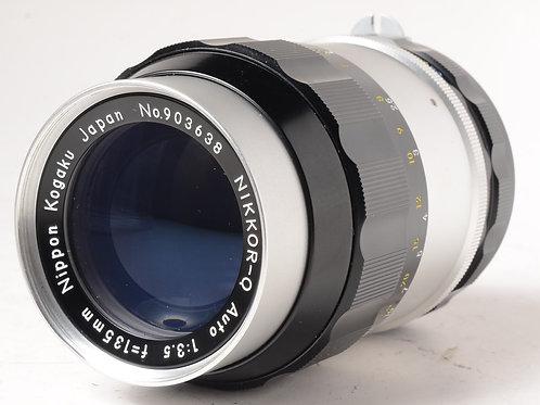 Nikon 135mm f3.5