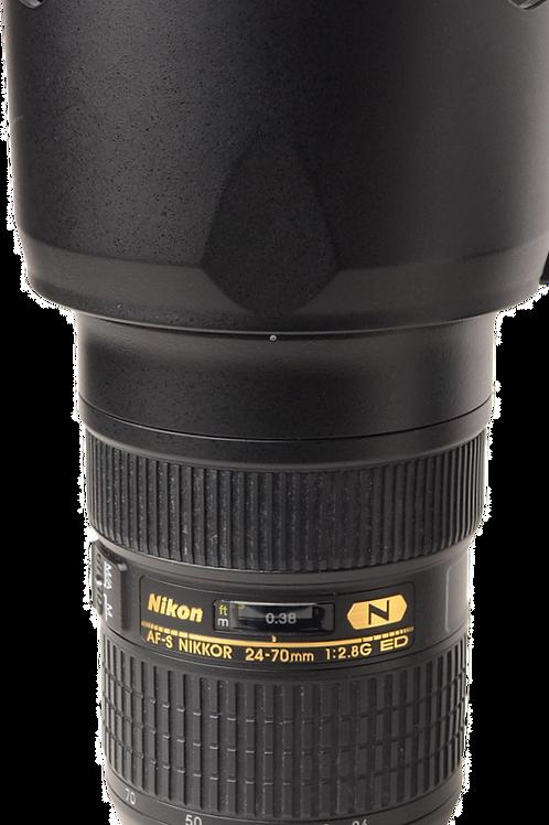 Nikon 24-70F2.8 AF G
