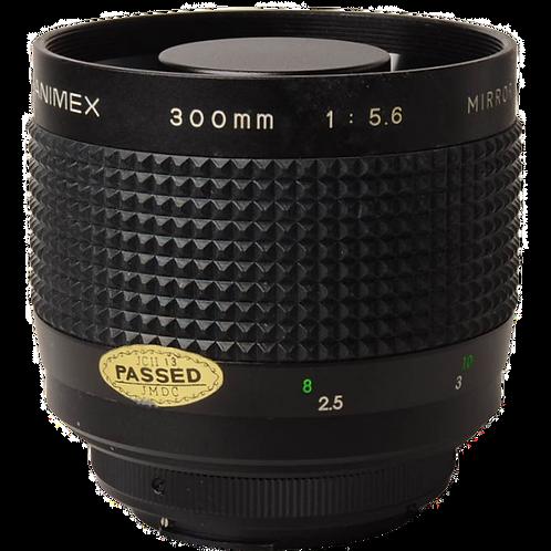 Hanimex 300mm F5.6