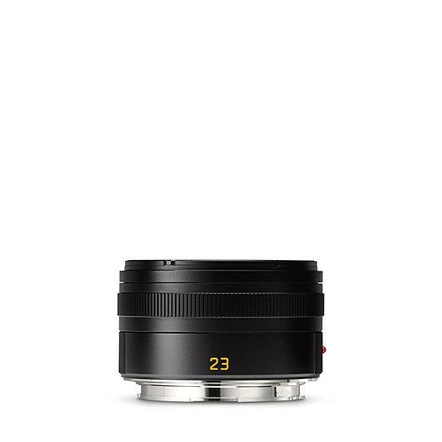 Leica TL 23mm f2 ASPH. Summicron - Black