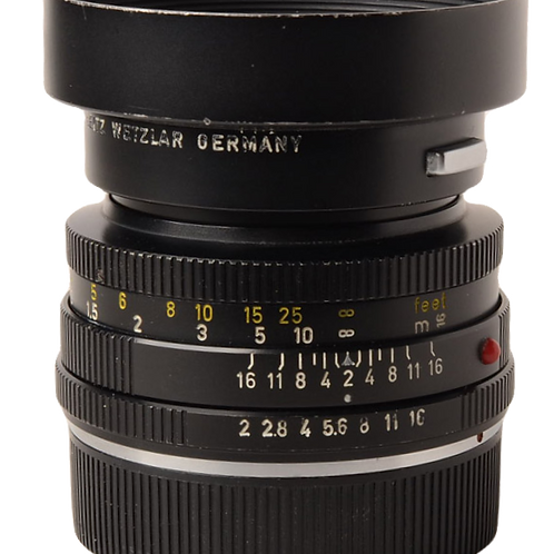 Leica 50mm F2 R