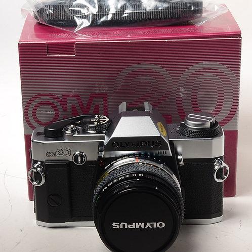 Olympus OM20/50mm