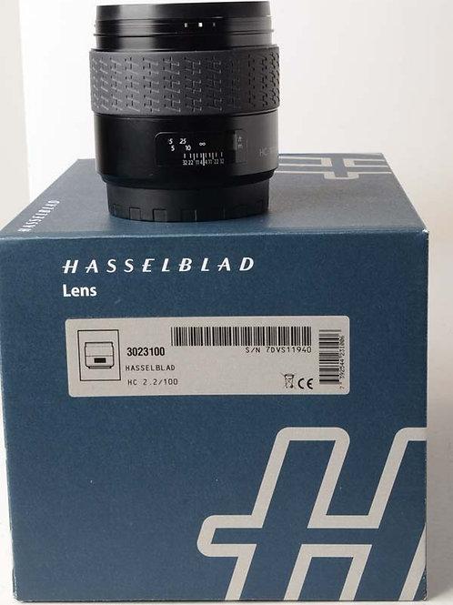 Hasselblad HC 100mm f/2.2 Lens