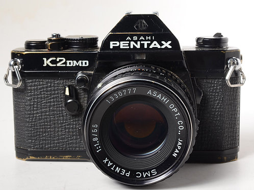 Pentax K2 DMD