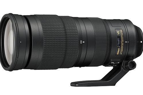 Nikon 200-500 f5.6 VR