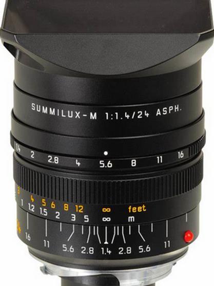 Leica 24mm Summilux