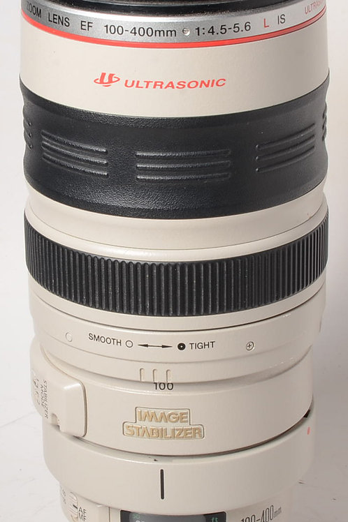Canon 100-400mm f4.5-5.6 L IS