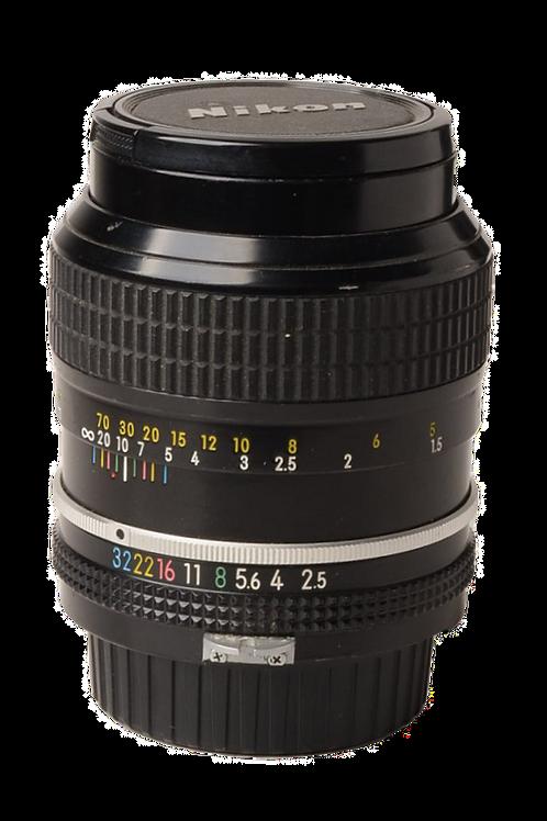 Nikon 105mm F2.5 Ai