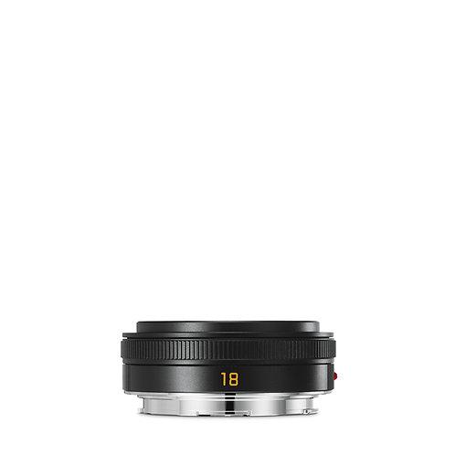 Leica 18mm f2.8 ASPH. Elmarit - Black
