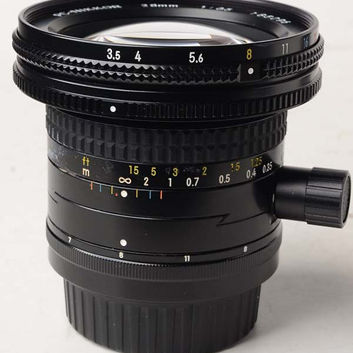 Nikon 28mm PC