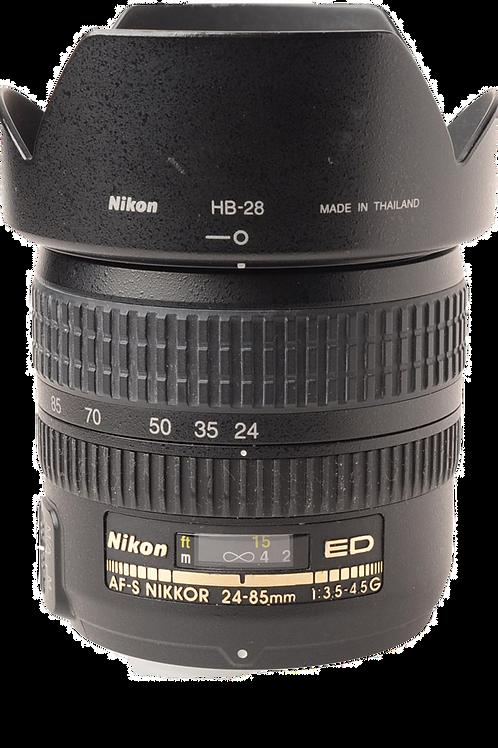 Nikon 24-85 G Zoom