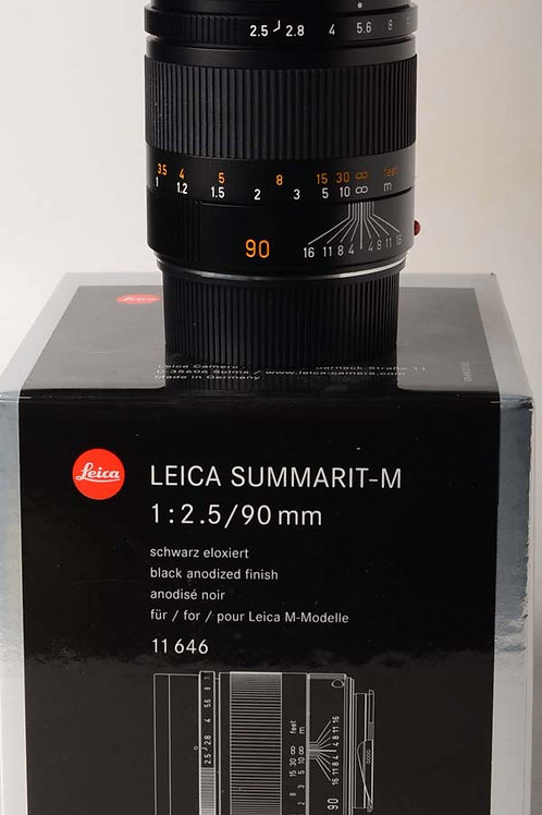 Leica 90mm F2.5