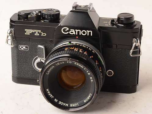 Canon FTb/50mm
