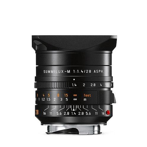 Leica 28mm f/1.4 Summilux