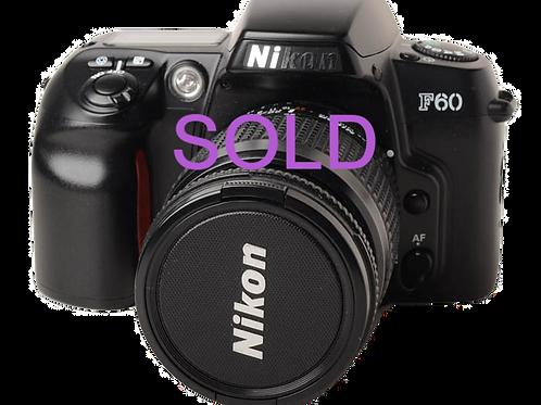 Nikon F60 Kit